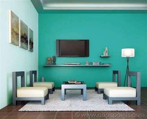 asian paints colour combination for hall home interior