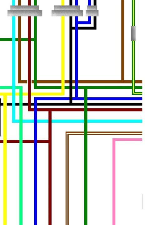 1982 yamaha xt 200 wiring diagram 1982 get free image