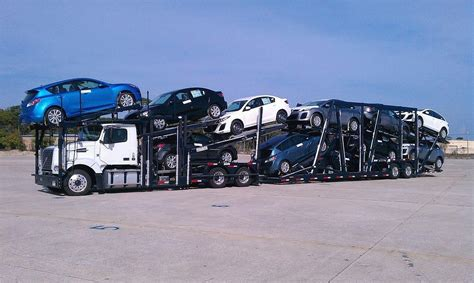 car shipping equipment rcg auto logistics