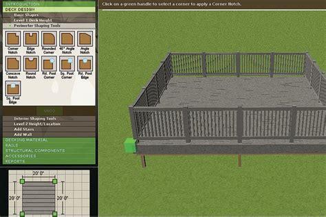 deck design software  design ideas