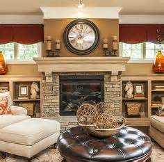 What To Put On A Fireplace Mantel by 1000 Ideas About Fireplace Decor On