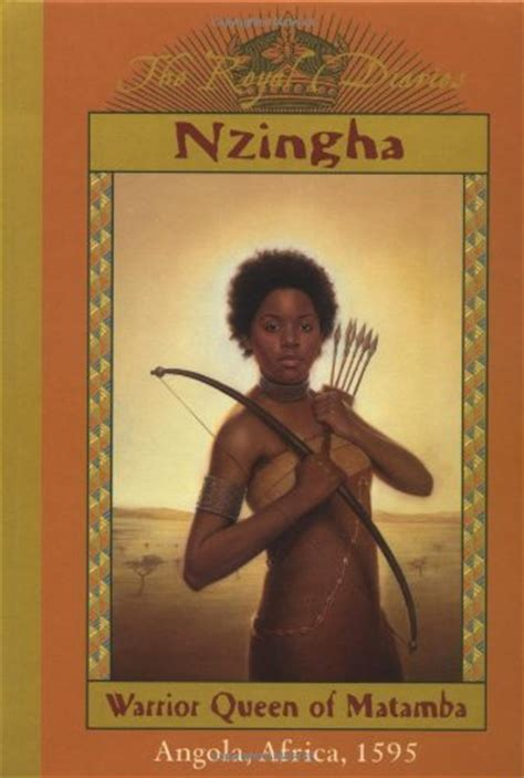 i africa books nzingha biography