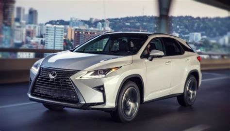 2019 Lexus 350 Suv by 2019 Lexus Rx 350 Review F Sport Package 2020 2021