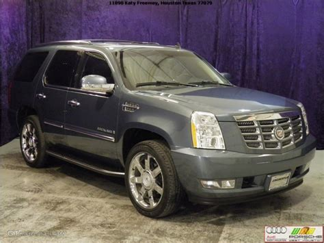 2009 stealth gray cadillac escalade 55073502 gtcarlot car color galleries