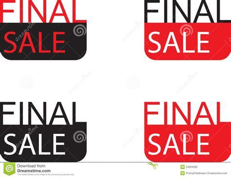 sale sign stock illustration image of display