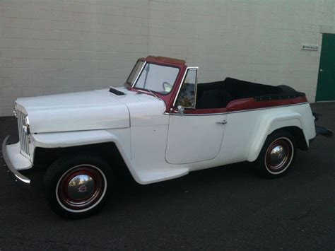 jeep willys for sale 2014 1948 jeep willys jeepster for sale
