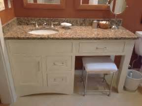 contemporary bathroom vanities with sitting area rustic