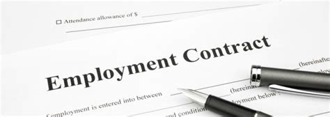 things to consider in getting the contract things to consider before signing that employment contract