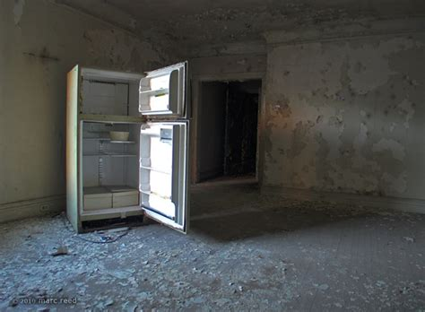 Refrigerator Door Left Open by Glen Cairn Arms Who Left The Refrigerator Door Open