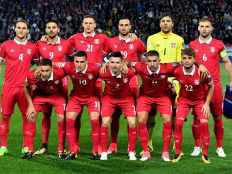 Serbia World Cup Serbia World Cup Fixtures Squad Guide World Soccer