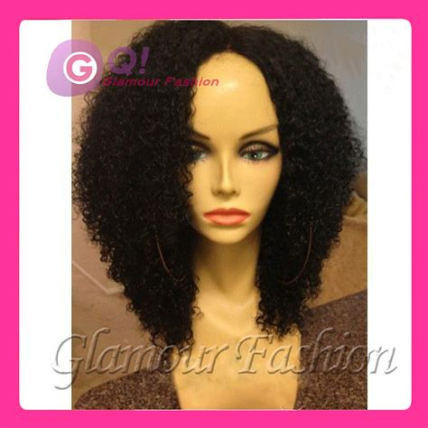 short weave for sale gq kinky curly wigs for black women glueless lace front