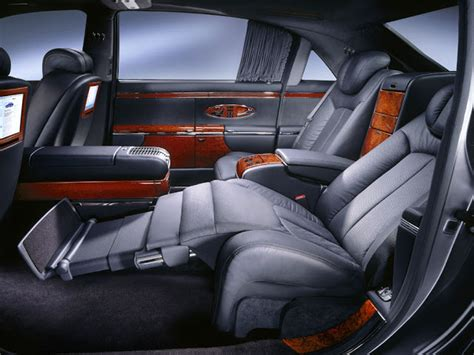 how does cars work 2011 maybach landaulet interior lighting fab wheels digest f w d 2005 maybach exelero