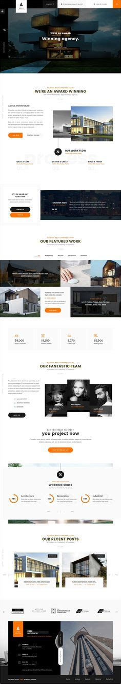 Arch Multipurpose Onepage Multipage Html Template mc 2 personal branding and logos