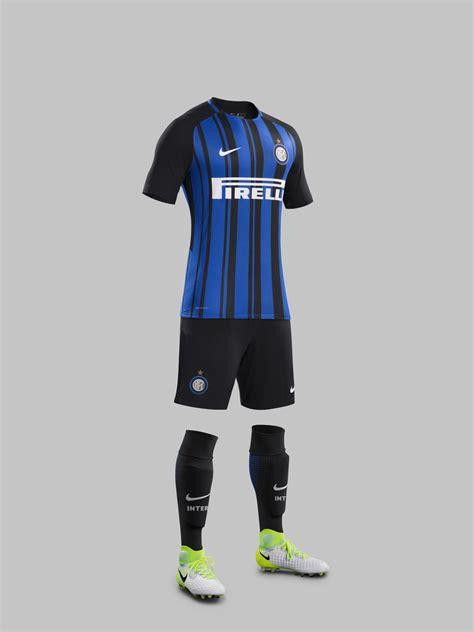 Jersey Inter 3rd 2017 2018 1 Camisas Da Inter De Mil 227 O 2017 2018 Nike Mantos Do Futebol