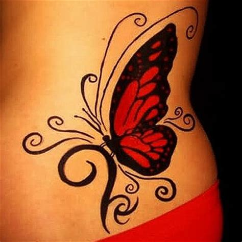 tattoo tribal red butterfly eye tattoos red butterfly tattoo butterflies
