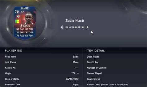 reset online record fifa 15 fifa 15 totw 36 players and lineup product reviews net