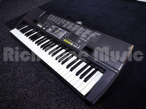 Keyboard Casio Ctk 710 casio ctk 710 electronic keyboard w psu 2nd rich tone