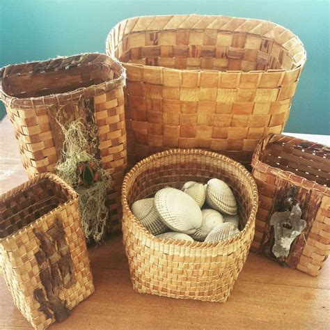 Switer Basket Meet Our Local Makers Indigenous Weaver Silvey