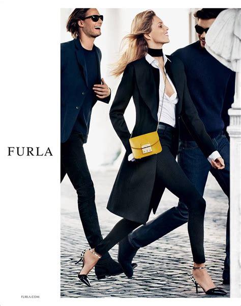 anja rubik for furla fall winter 2015