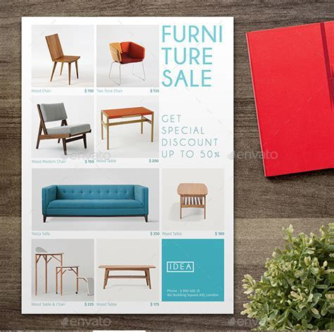 21  Furniture Flyer Templates   PSD, AI, EPS Format Download