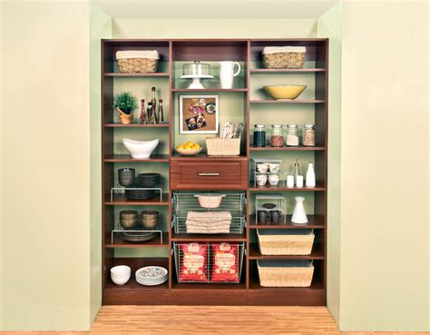 organized living classica wood closets
