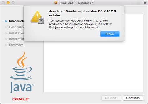 tutorial java mac os x how to install java on yosemite java tm development
