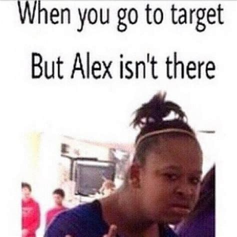Alex Meme - image 859056 alex from target alexfromtarget