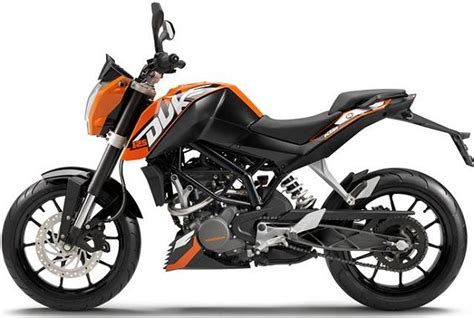 Ktm 200 Duke Price In India 2012 Bajaj Ktm Duke 200 Price India
