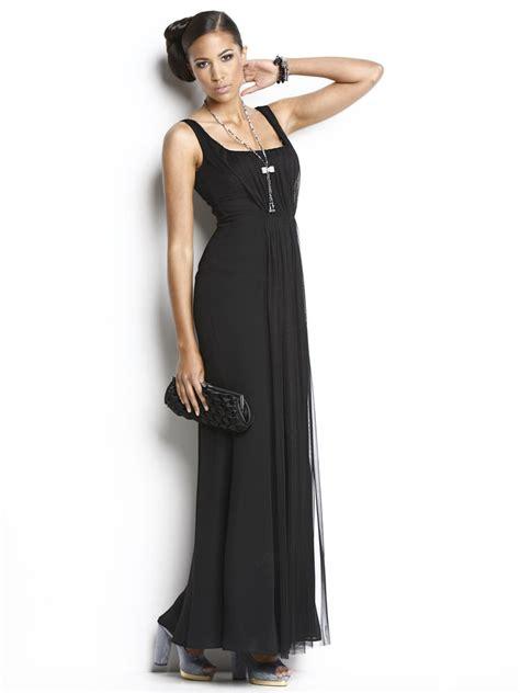 Robe De Bal Noir Longue - robes de mariage robes de soir 233 e et d 233 coration robe de