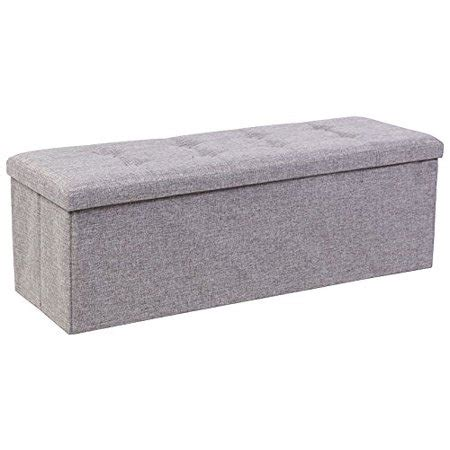 110 Inch Sofa by Ktaxon 110 Inch Ottoman No Buckle Cotton Linen Sofa Grey