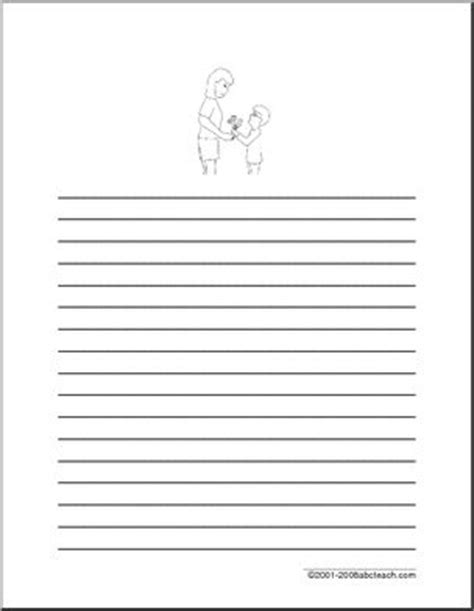 abcteach printable writing paper mother s day writing paper i abcteach com abcteach