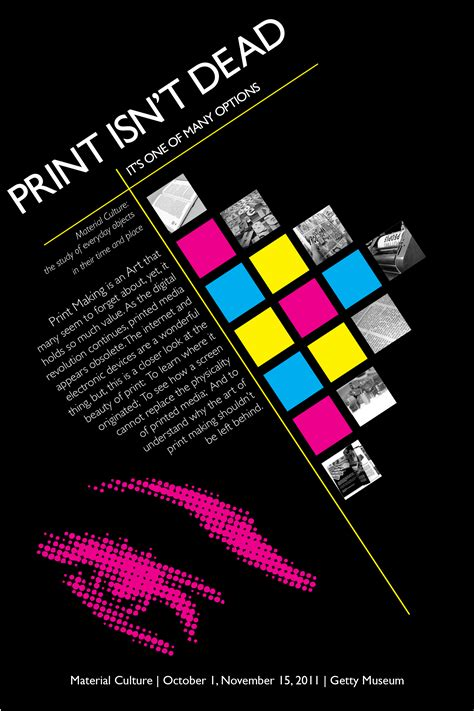 design poster exhibition blog9 this is a grew exhibition poster the squares