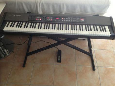 Keyboard Roland Rd 170 roland rd 170 image 650076 audiofanzine