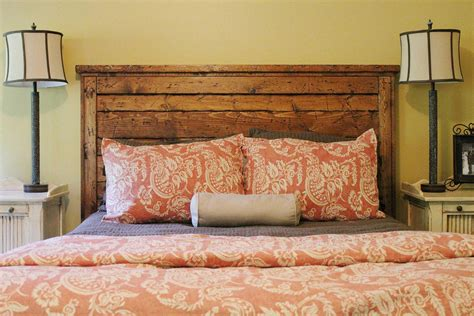 King Headboard Ideas | diy king headboard ideas simple to make