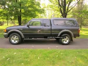 2002 Ford Ranger 4x4 2002 Ford Ranger Xlt Extended Cab 4x4 4 Door 4 0l