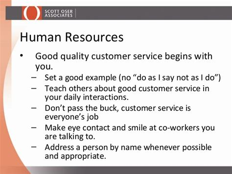 well known and undiscovered tips for good customer service