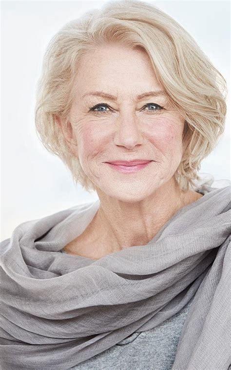 older beauty on pinterest older women helen mirren and aging 58 best helen mirren hair images on pinterest ageless