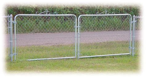 chainlink fence supplies fences