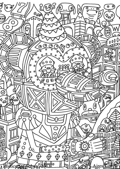 anti stress coloring book doodle and color your stress away doodle doodling 10 doodling doodle coloring