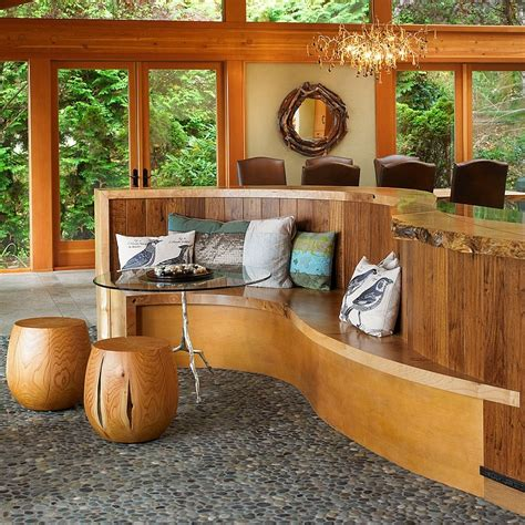 Kitchen Island Built In Banquette Kitchen Design Trends Set To Sizzle In 2015