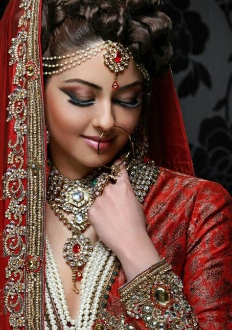 hairstyles for north indian brides north indian bridal wedding hairstyle ideas