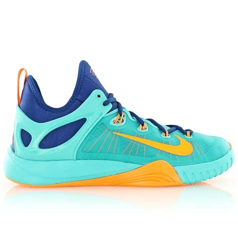 bright yellow basketball shoes nike zoom hyperrev 2015 bright sky bright yellow