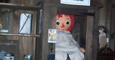 annabelle doll facts the conjuring facts about annabelle the doll what are
