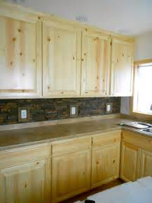 Pine Kitchen Cabinet by Architectural Wood Designs Knotty Pine Cabinets
