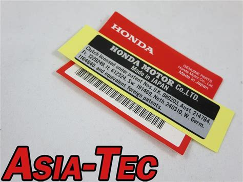 Aufkleber Honda Dax by Nr2 Aufkleber Honda Monkey Dax Chaly Ss50 Gorilla Ape