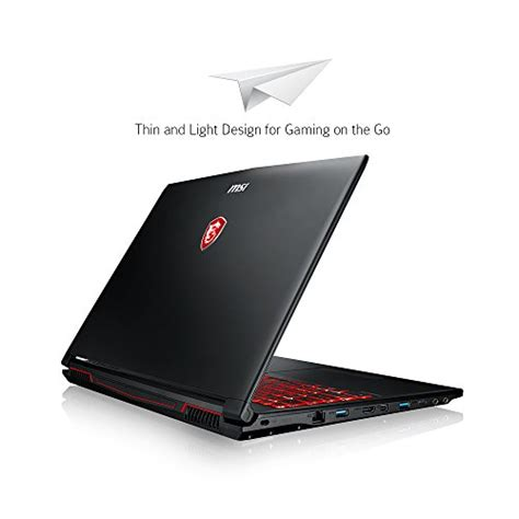 Laptop Msi Gl62m 7rex 858 I7 7700hq Ram 8gb Vga 1tb msi gl62m 7rex 1896us specs comparison reviews