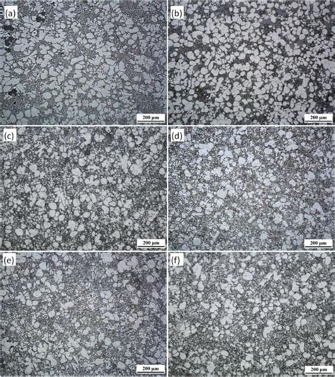 the coupled magnetic field effects on the microstructure materials free full text r hpdc process with forced