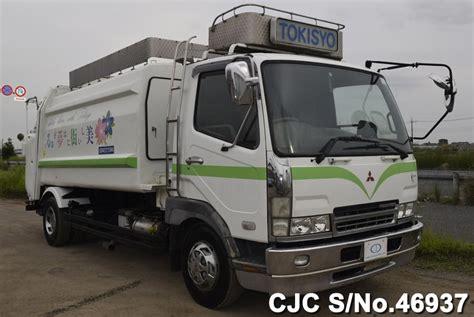 Mitsubishi Truck Sales 2002 Mitsubishi Fuso Truck For Sale Stock No 46937