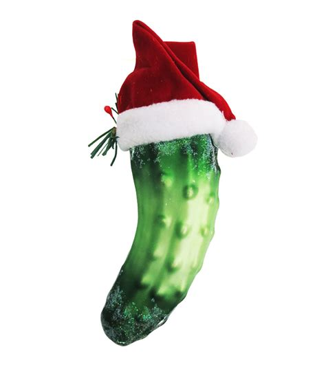 christmas pickle ornament at joann com from jo ann fabric and