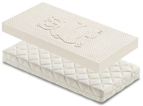 materasso in schiuma di lattice scegliere il materasso per i bambini per garantire un